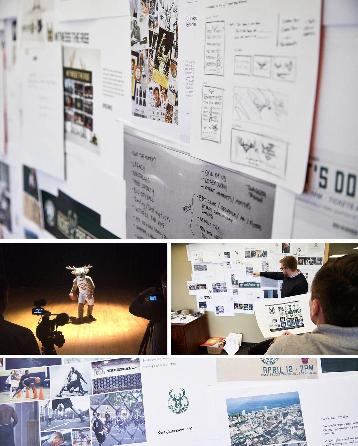 STIR is Milwaukee Bucks Creative Agency Of Choice