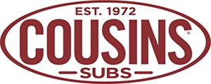 Cousins Subs Logo