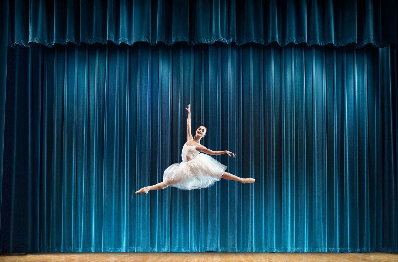 UPAF Header Ballerina