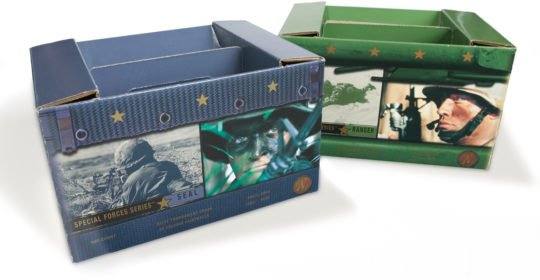 Nelson Paintballs : Paintball Package Brand Design