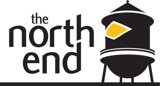 the north end logo brand