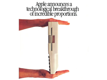 Apple 80s Brand Voice Ad